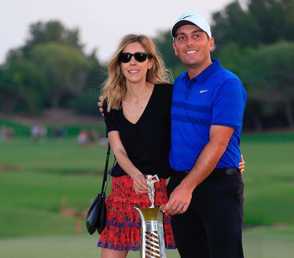 Francesco Molinari Wife