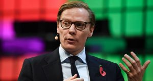 Alexander Nix Net Worth
