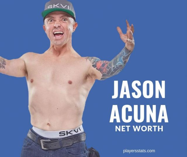 Jason Acuna net worth