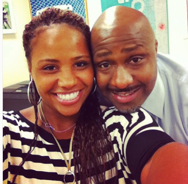 Taylor Townsend's father