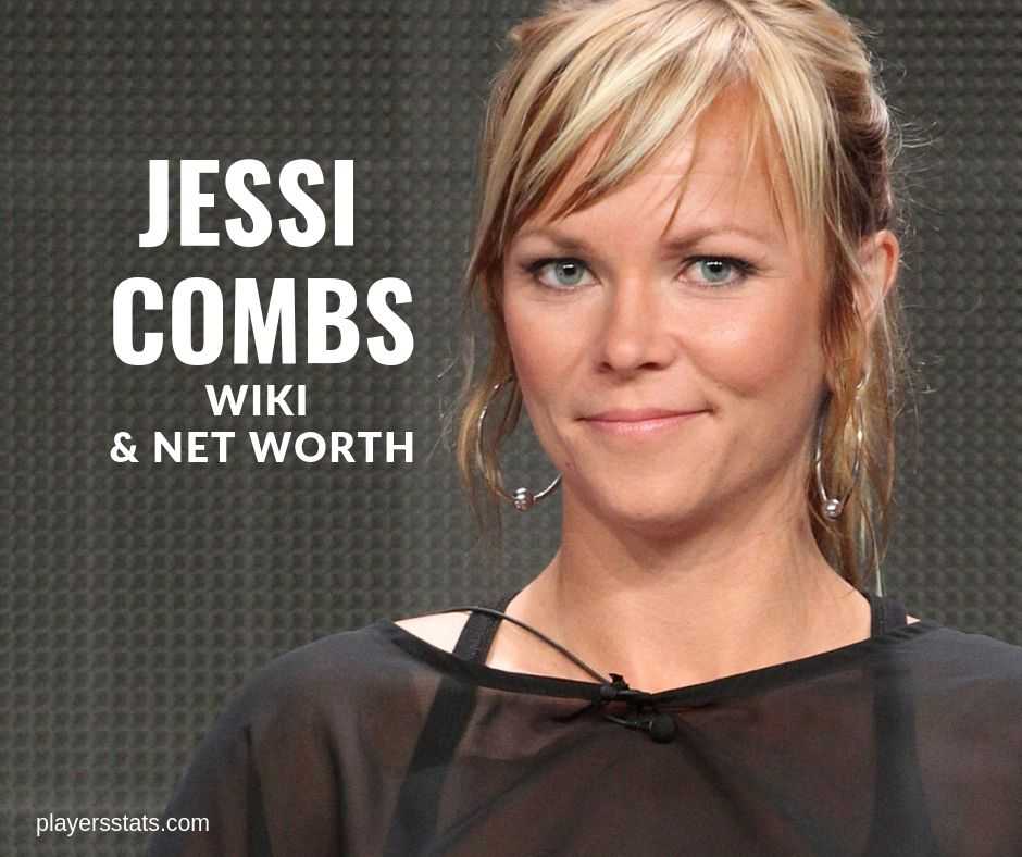 Jessi Combs net worth