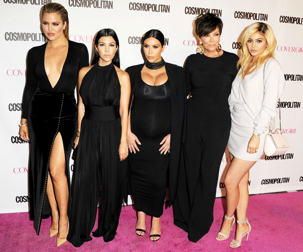 Kardashian's family