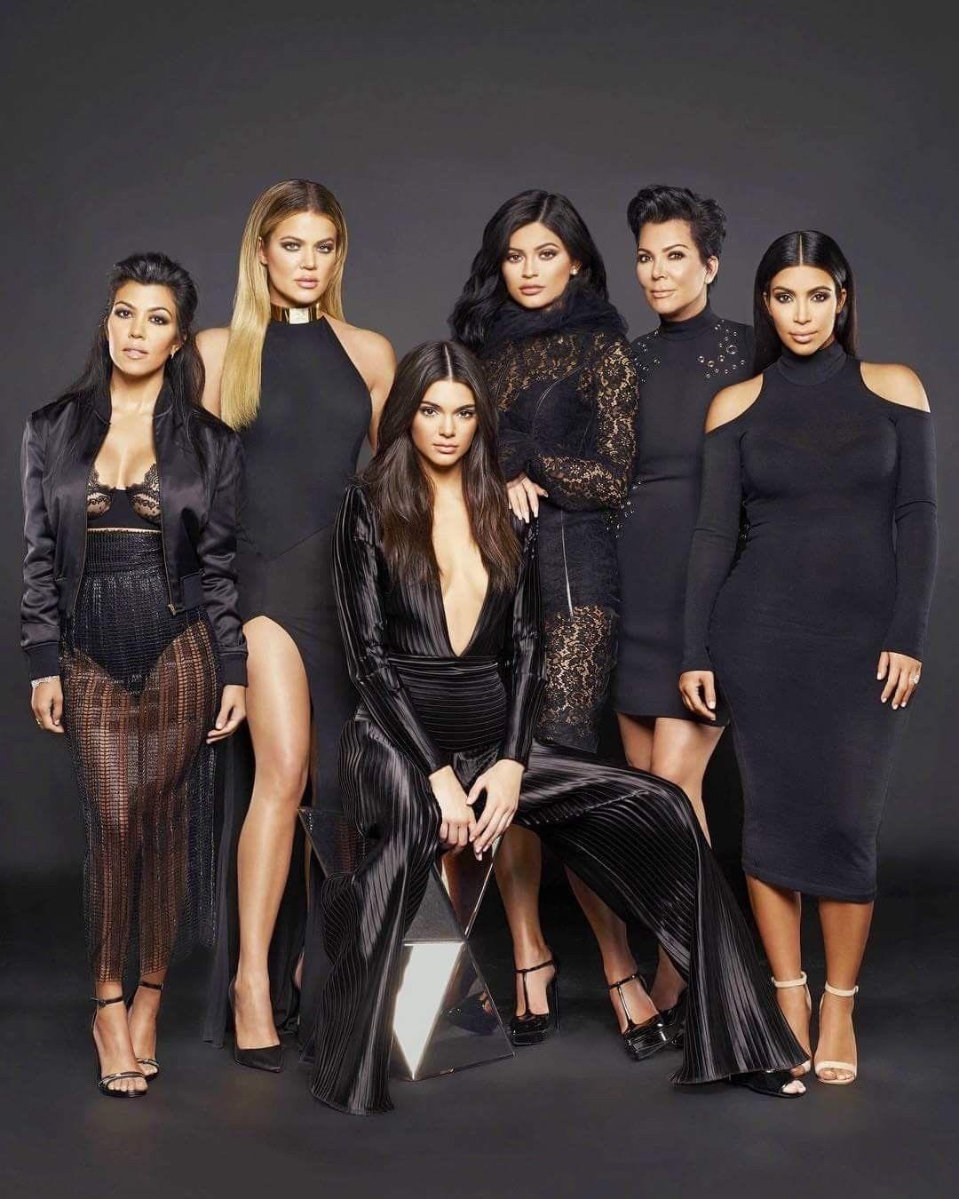 Kylie Jenner's family