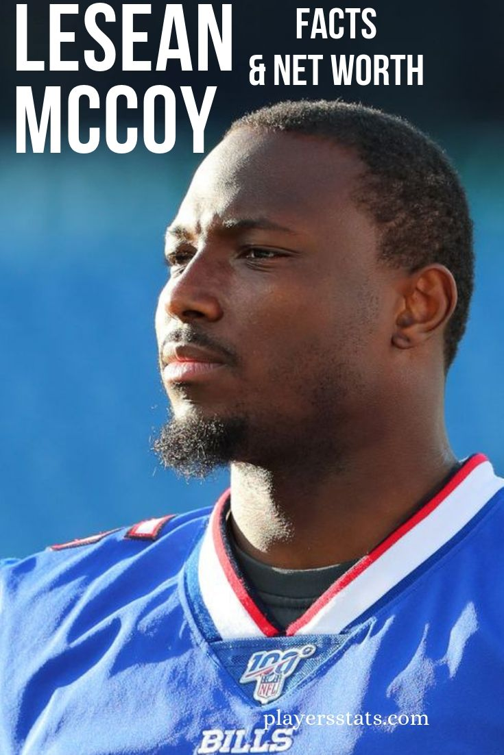 LeSean McCoy's net worth, wiki, facts, biography, salary, age, height, weight, wife