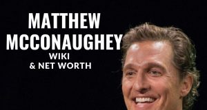 Matthew McConaughey's net worth