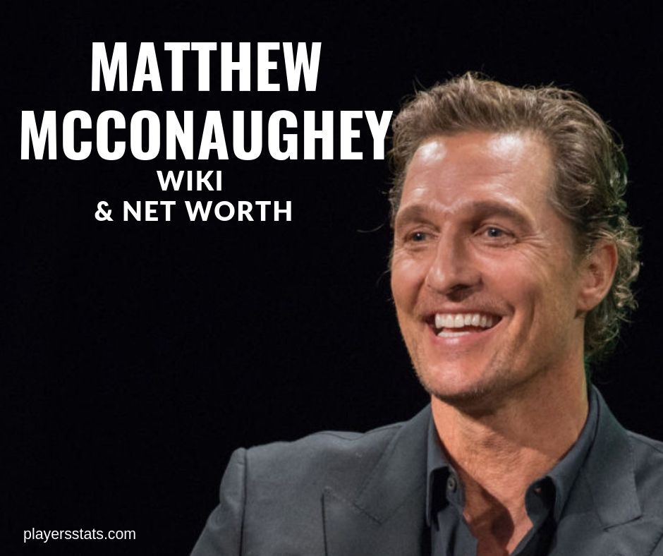 Matthew McConaughey Net Worth in 2020: Wife, Family, Age ...
