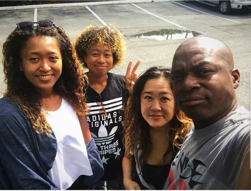 Naomi Osaka's family