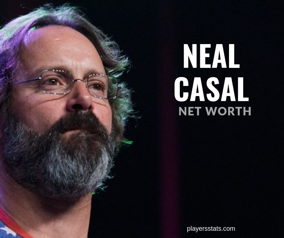 Neal Casal's net worth