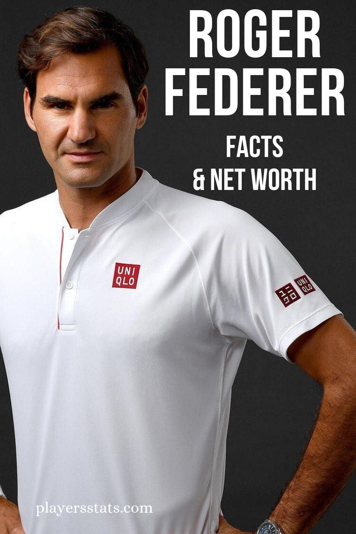 Roger Federer's net worth, wiki, wife, family, children