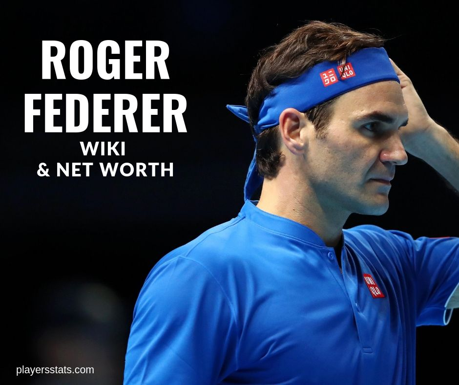 Roger Federer's net worth, salary, earnings, wiki, facts, family, wife, kids, children