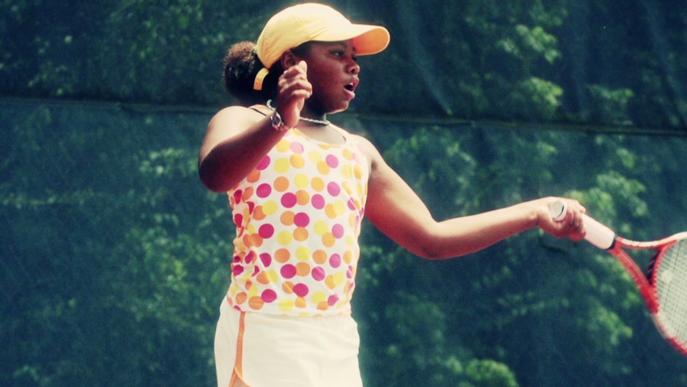 Taylor Townsend childhood