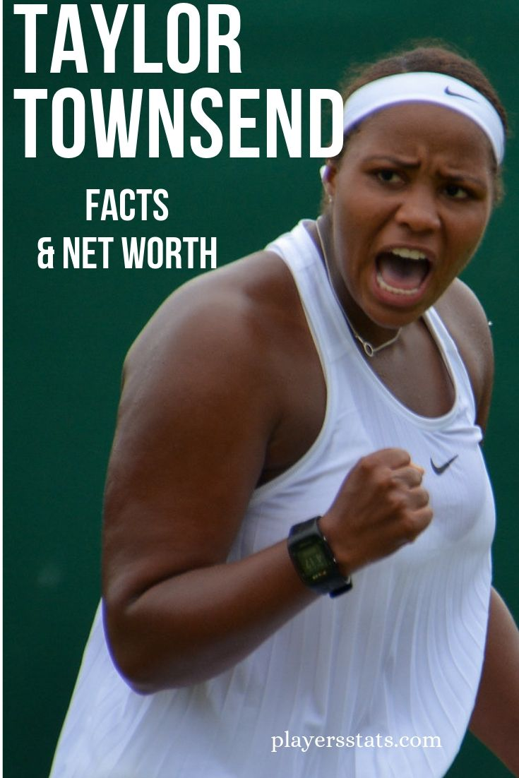 Taylor Townsend's bio, facts, wiki, net worth, family, height, weight, age