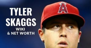 Tyler Skaggs' Net worth: how much is Tyler Skaggs worth?