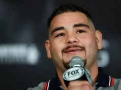 Andy Ruiz Jr Net Worth